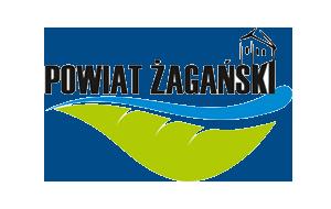 Logo: Starostwo Powiatowe w Żaganiu